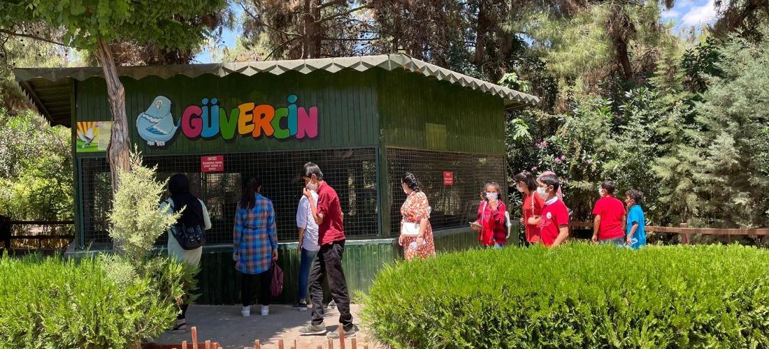 Öğrenciler, Gaziantep'i Gezdi