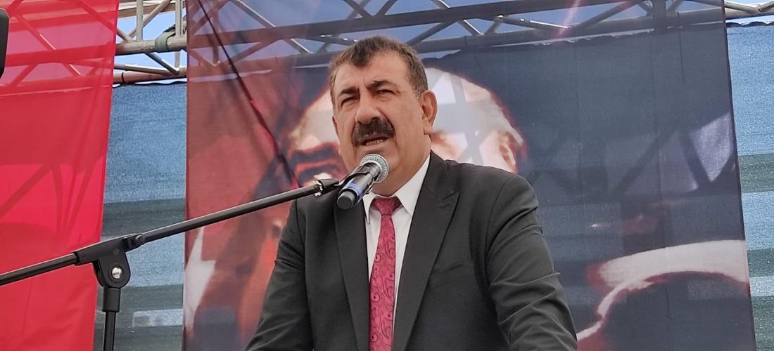 TÜDKİYEB Genel Başkanı Çelik: Çiftçi hibe vergisinden kurtarıldı TÜDKİYEB Genel Başkanı Çelik: Çiftçi hibe vergisinden kurtarıldı