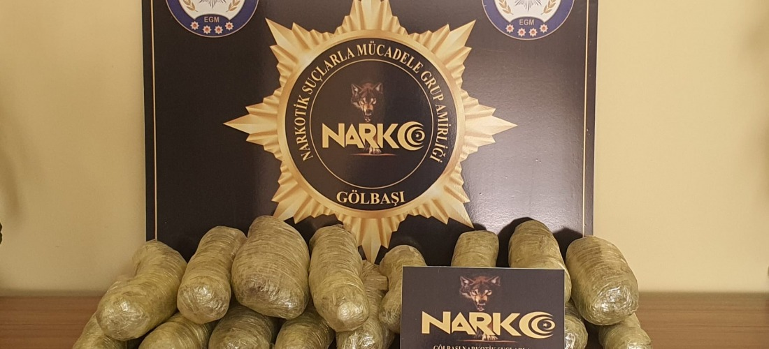 Adıyaman'da uyuşturucu ticareti yapan 2 kişi tutuklandı -Videolu Haber